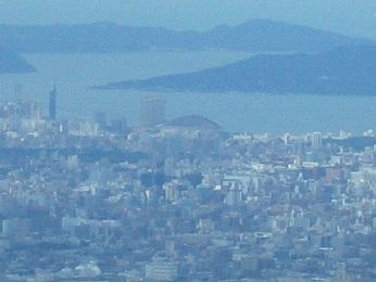 宝満山に登ってきました_e0149436_1403066.jpg