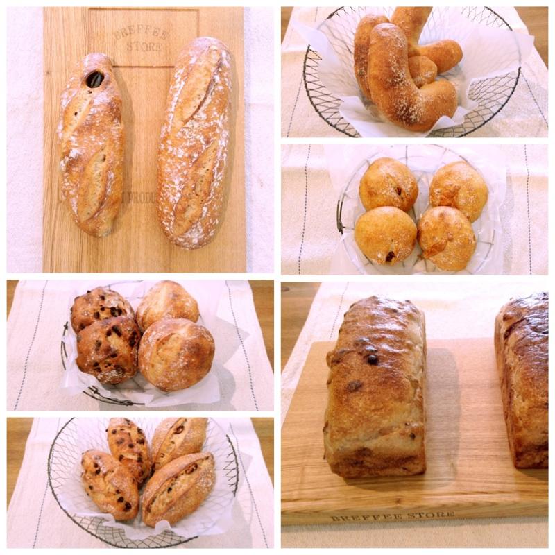 breffee STOREさんのパン販売。_e0060555_19195644.jpg