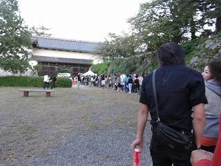 佐賀城で3Dマッピングが・・_a0201257_16312812.jpg