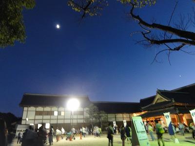 佐賀城で3Dマッピングが・・_a0201257_1632865.jpg