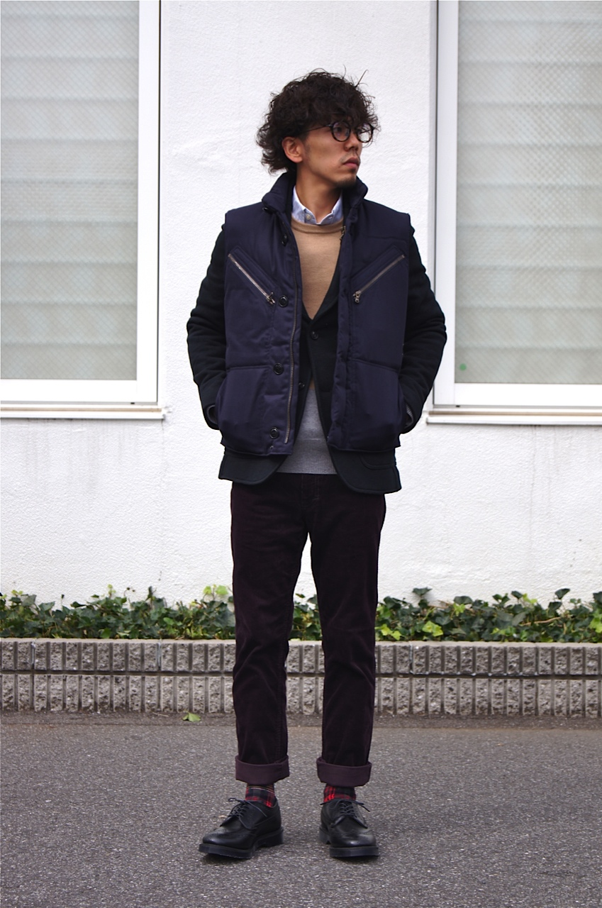 wings + horns & N.HOOLYWOOD - The Layered!! _f0020773_205319100.jpg