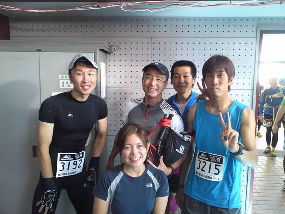 第21回日本山岳耐久レース ハセツネCUPに出場してきました。_d0198793_9354496.jpg