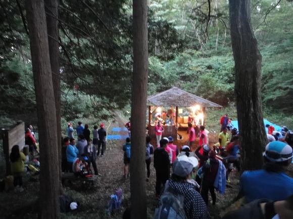 第21回日本山岳耐久レース ハセツネCUPに出場してきました。_d0198793_9384681.jpg