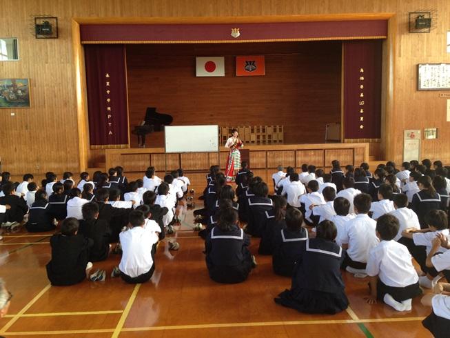 佐賀県鳥栖市の4つの中学校を訪問_c0162404_0414342.jpg
