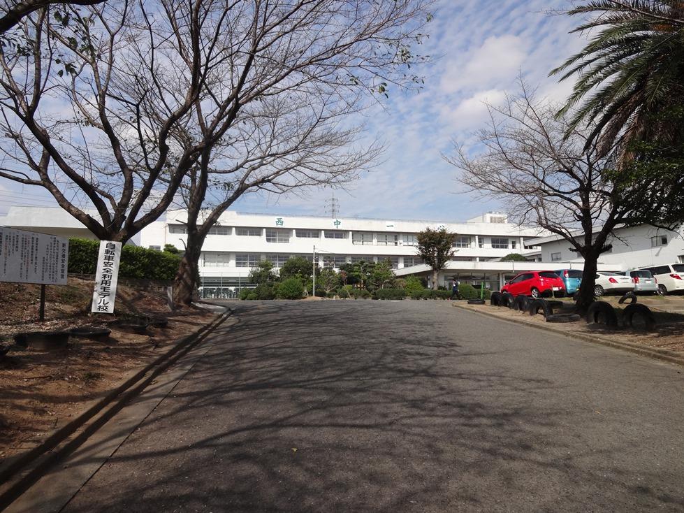 佐賀県鳥栖市の4つの中学校を訪問_c0162404_1102673.jpg