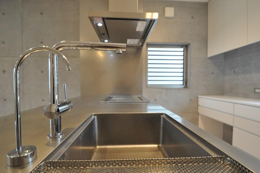 オリジナルのキッチン_e0028417_19354842.jpg
