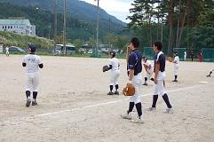 坂本佳一氏 野球教室_d0010630_14552258.jpg