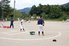 坂本佳一氏 野球教室_d0010630_1459166.jpg