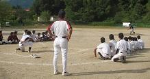 坂本佳一氏 野球教室_d0010630_15313714.jpg