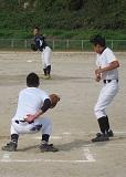 坂本佳一氏 野球教室_d0010630_15324047.jpg