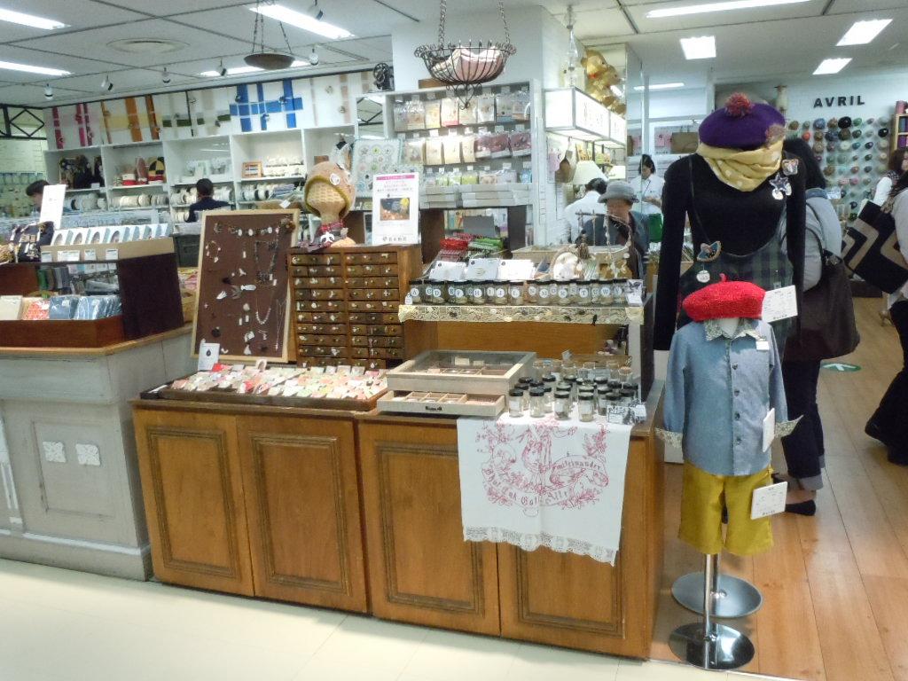 東急ハンズ名古屋店へ_e0044536_22243917.jpg