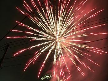 第79回筑紫野市祭二日市温泉と天拝山観月会に行ってきました_e0149436_11542881.jpg