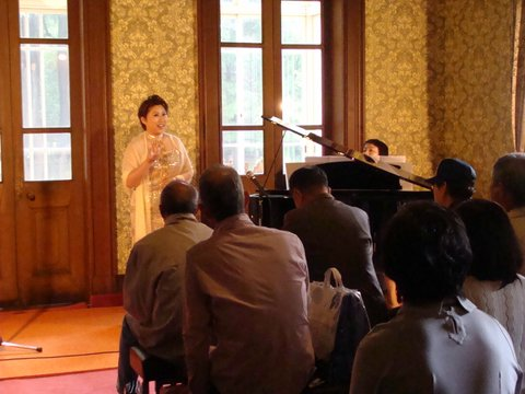 旧岩崎邸コンサート_d0246243_1303087.jpg