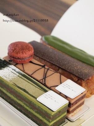 パティスリー・サダハル・アオキ・パリのケーキ_e0214646_22383733.jpg
