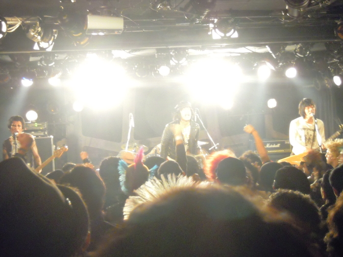 Show for KILLERS by KILLERS of KILLERS総括その2_c0308247_22552612.jpg