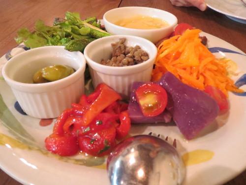 野菜料理・・・_a0160153_23162281.jpg