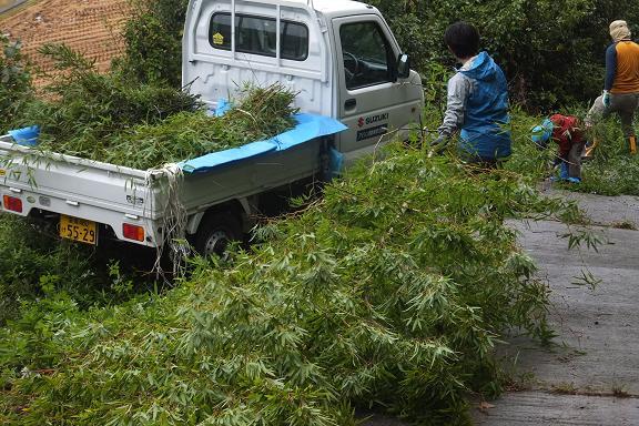 台風に秋雨前線 お天気だけが心配です。_e0272869_9231471.jpg