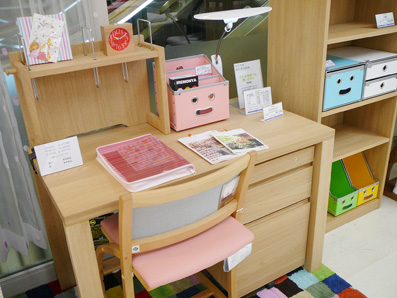 そごう横浜店でファイバーボックス展示しています_b0087378_1410412.jpg