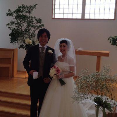 Weddingの実_e0120789_23122940.jpg
