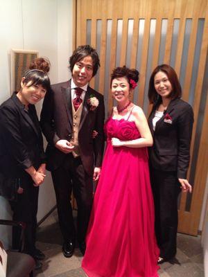 Weddingの実_e0120789_23123667.jpg
