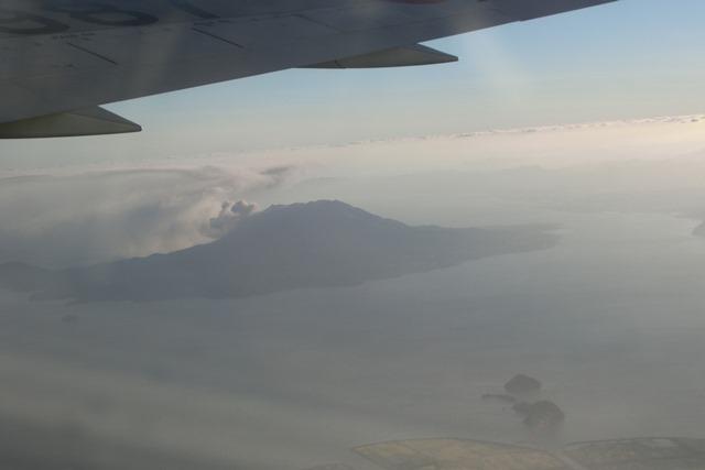 JALに感謝、鹿児島空港JAL職員草間様へ感謝、鹿児島空港フロントの草間様ありがとう青森は快晴です_d0181492_21483097.jpg