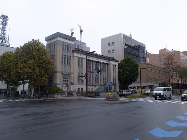 北海道立文書館別館(札幌)_d0147406_1452487.jpg