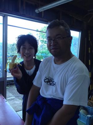++横浜でバナナ栽培@カネコ農園++_e0140921_23133594.jpg