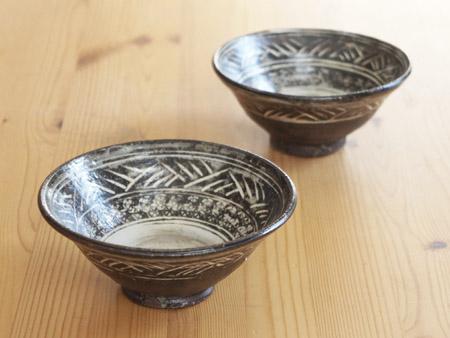 飯碗と、飯碗ぐらいの小鉢、碗たち。_a0026127_160367.jpg