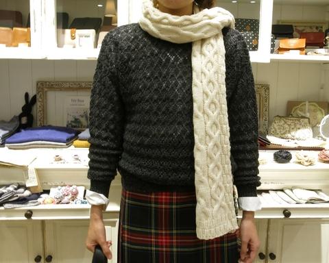 オニールオブダブリン キルトスカート 80cm丈です。_c0227633_2111893.jpg