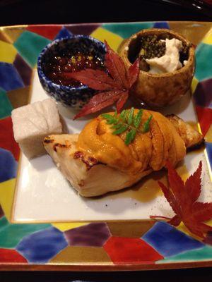 秋の食材を~@徳うち山_e0214541_7341267.jpg