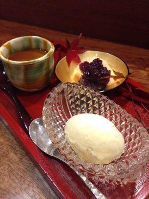 秋の食材を~@徳うち山_e0214541_7341559.jpg