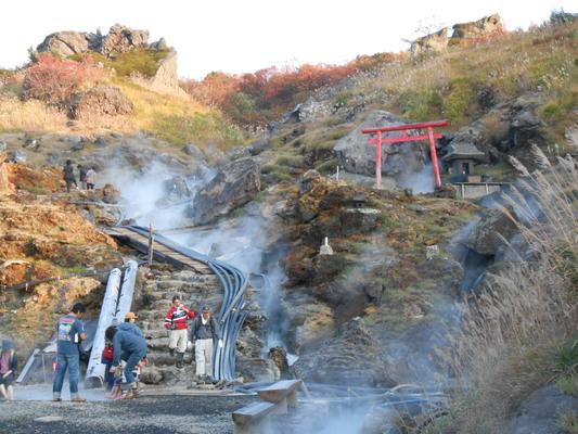 秋の栗駒山登山と 絶景かな栗駒山荘 その2_c0261447_2111447.jpg
