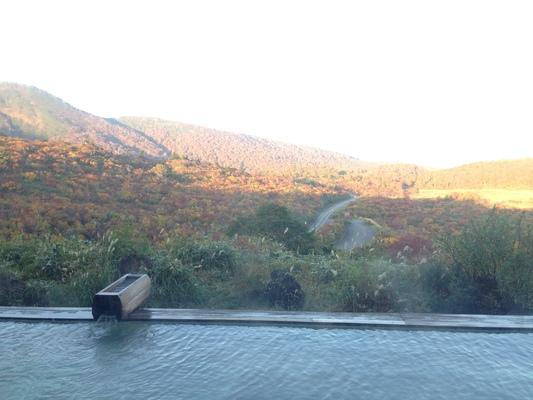 秋の栗駒山登山と 絶景かな栗駒山荘 その2_c0261447_21255353.jpg