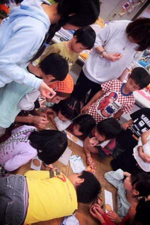 アイシングクッキー教室☆大人と子供・・・そしてお知らせ。_f0149855_212822.jpg