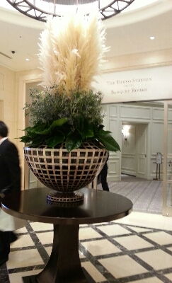 パリの風を感じるカフェ@東京ステーションホテル_a0187658_23273648.jpg