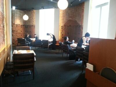 パリの風を感じるカフェ@東京ステーションホテル_a0187658_23371560.jpg