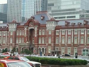 パリの風を感じるカフェ@東京ステーションホテル_a0187658_9485290.jpg