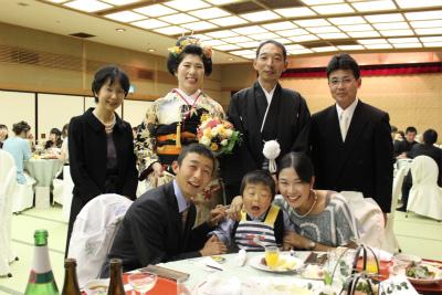 初めての結婚式_b0141264_2148910.jpg