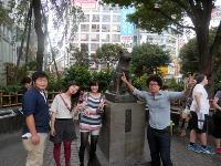 東京へゼミ旅行 PartⅡ_e0091580_2115891.jpg
