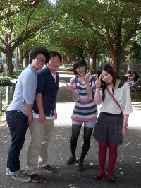 東京へゼミ旅行 PartⅡ_e0091580_2122793.jpg