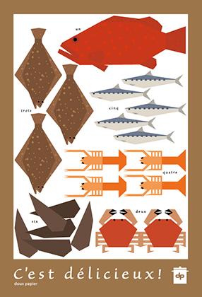 doux papier post card_f0172313_4222420.jpg
