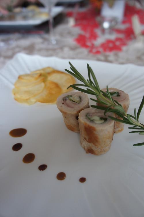 レース婚式 ~お料理~_f0215714_172947.jpg