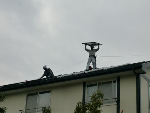 廿日市市 N様邸・太陽光発電システム工事_d0125228_6314945.jpg