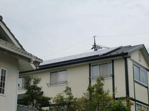 廿日市市 N様邸・太陽光発電システム工事_d0125228_6335848.jpg