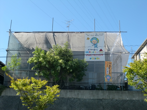 廿日市市 M様邸・外壁塗装工事_d0125228_8564615.jpg