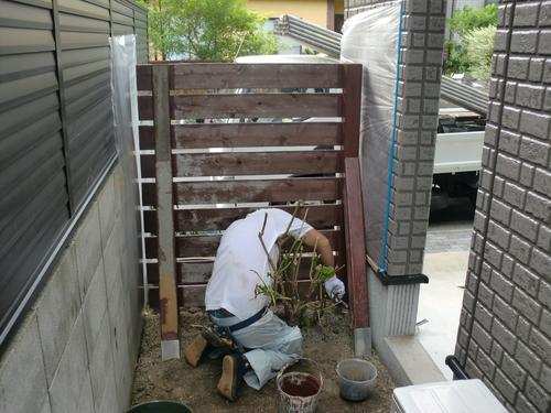 廿日市市 M様邸・外壁塗装工事_d0125228_910848.jpg