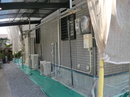 廿日市市 M様邸・外壁塗装工事_d0125228_975694.jpg