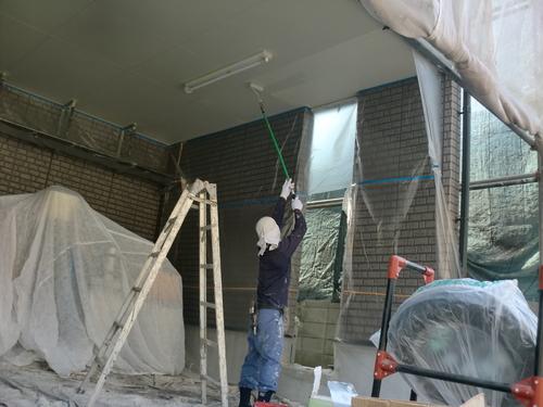 廿日市市 M様邸・外壁塗装工事_d0125228_985979.jpg