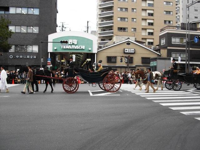 京の寄り道「時代祭り」編_e0230141_1518193.jpg