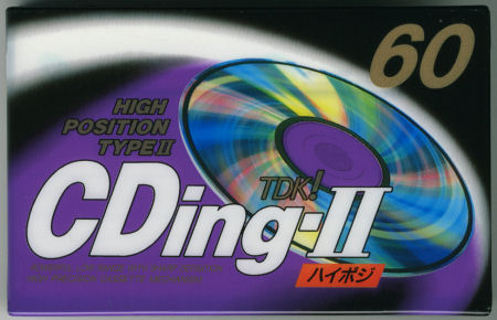 TDK CDingⅡ_f0232256_1765040.jpg